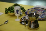 Some of the implements or the Seder meal