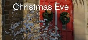 Christmas Eve Slider