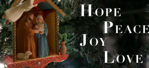 Hope, Peace, Joy, Love - Christmas Eve 2014