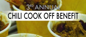 3rd Annual Chili Cook Off Benefit