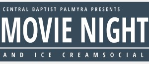 Movie Night & Ice Cream Social