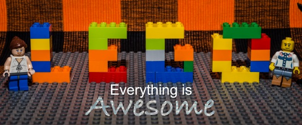 LEGO, everything is awesome